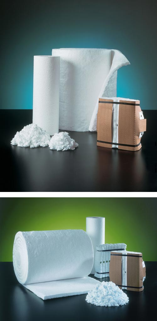 Insulfrax And Isofrax Blankets Paper Modules And Boards
