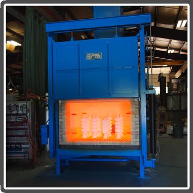 Custom Industrial Furnaces High Temperature Industrial
