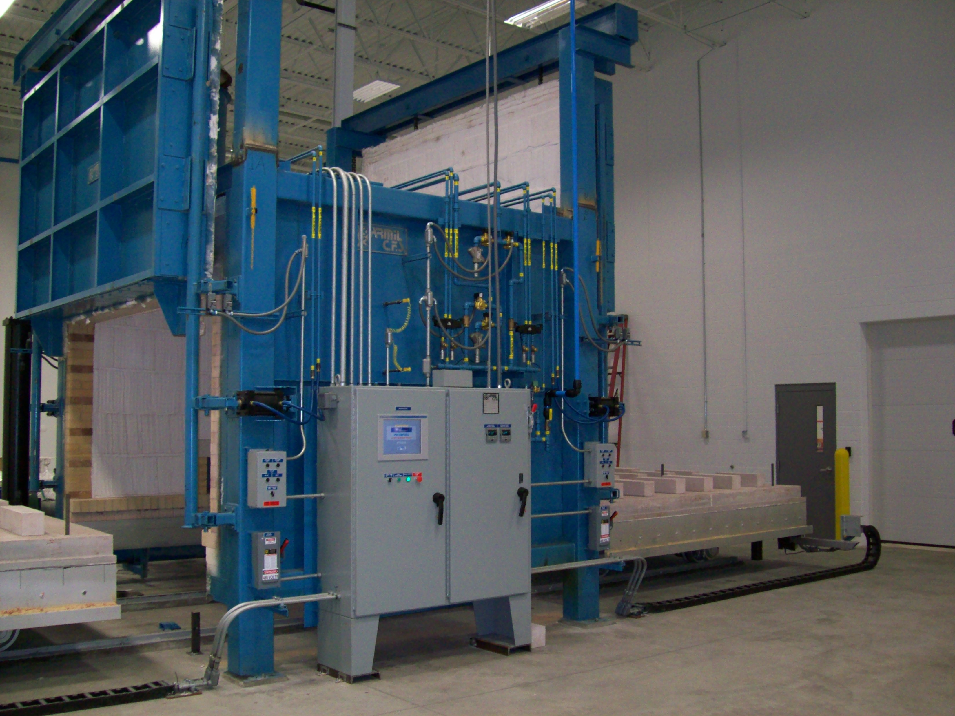 Investment Casting Furnace#4