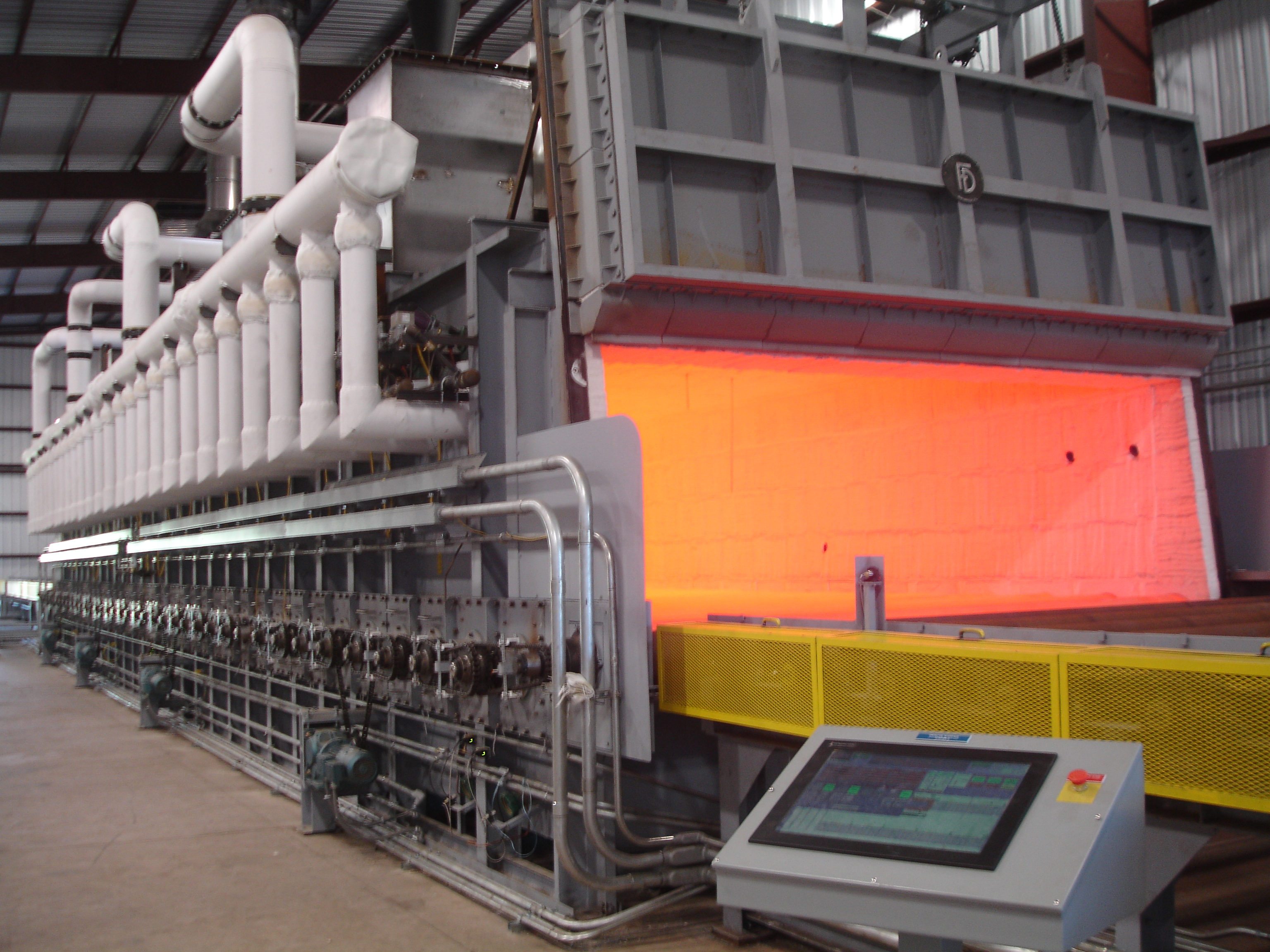 Heat Treating Furnace#3