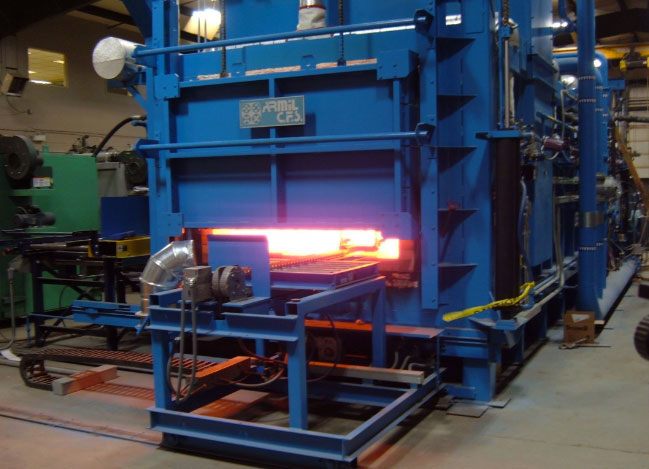 Investment Casting Furnace#2