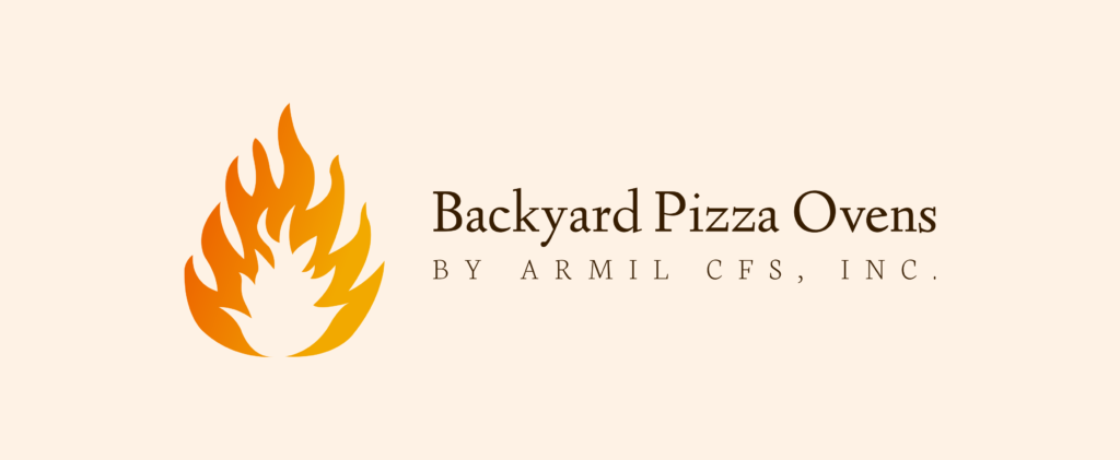 Backyard pizza oven from ArmilCFS